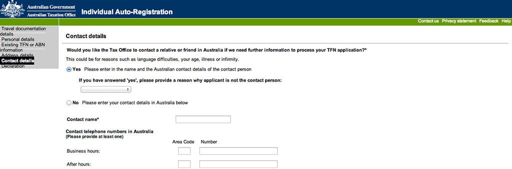 how to find out your tax file number australia