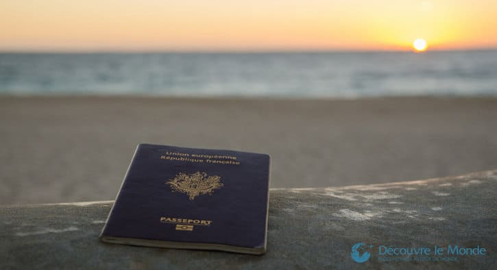 passeport second visa australie
