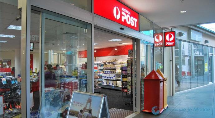 La poste restante en Australie | Découvre le Monde