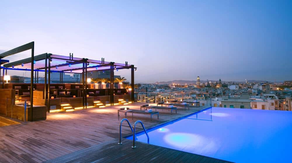 Barcelone 5 h tels insolites d couvre le monde for Hotel insolite