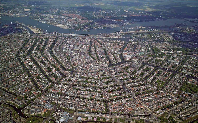 vue-aerienne-amsterdam