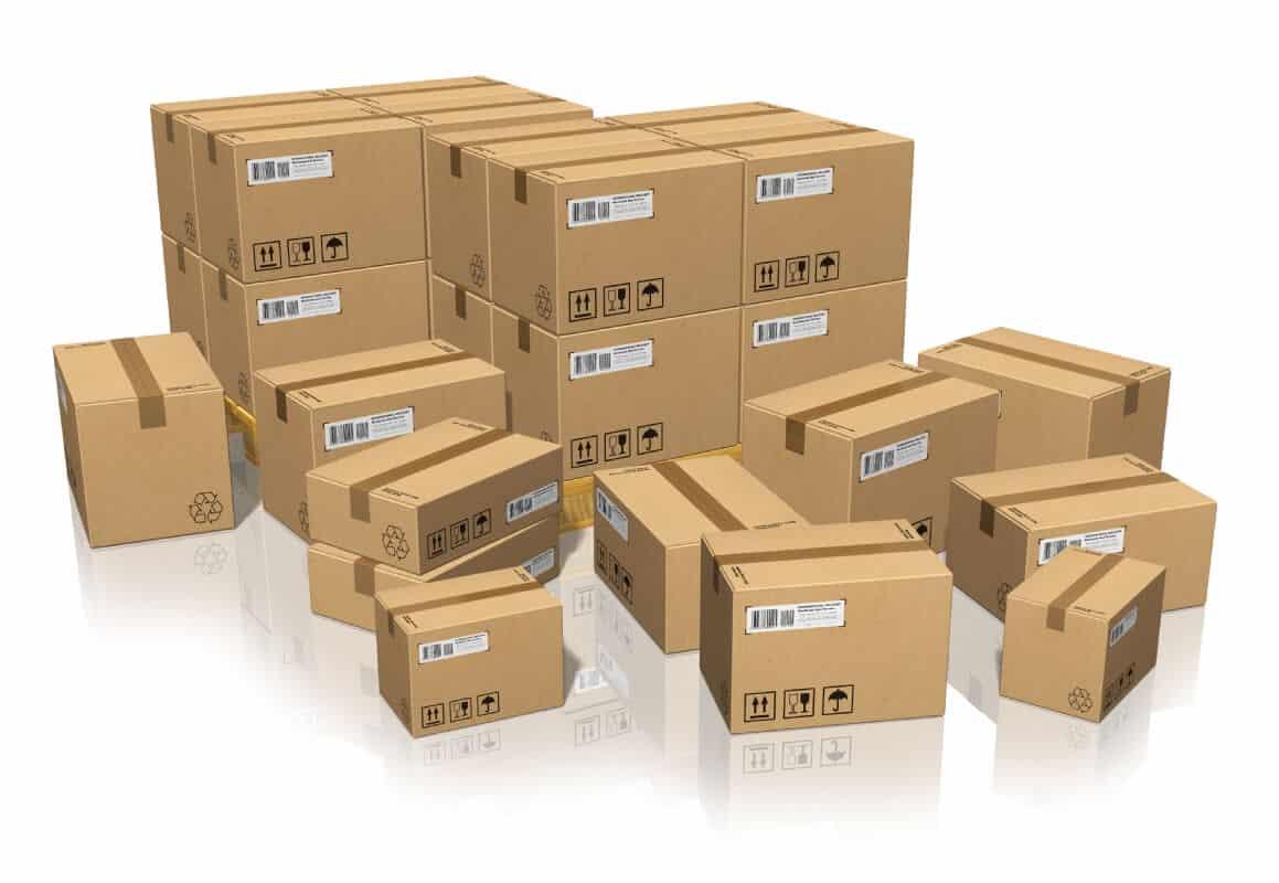 коробки на заказ москва белые
