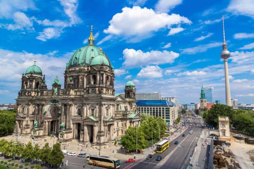 Berlin-cathedrale