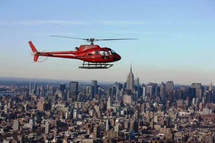 tour helicopter new york