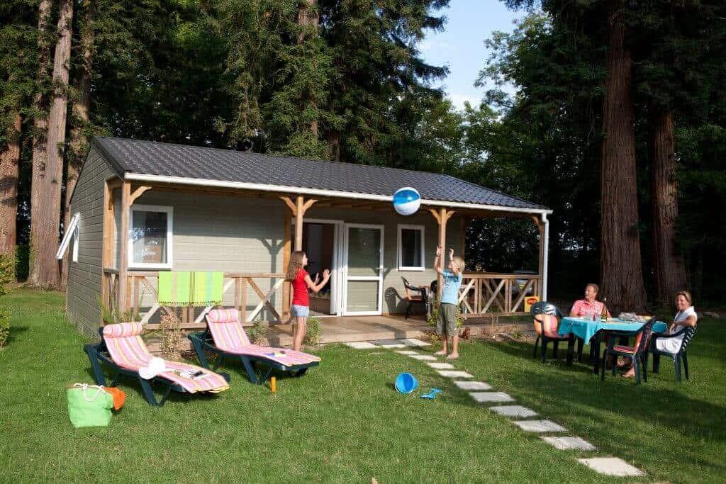 camping ou hotel