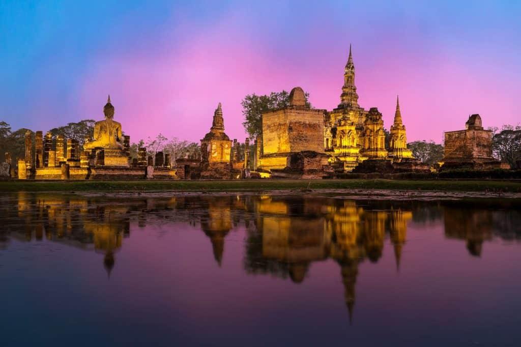 decouvrir bangkok