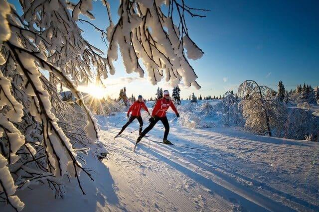station ski norvege
