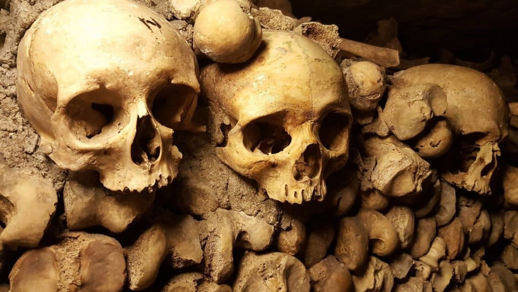 visiter catacombes paris