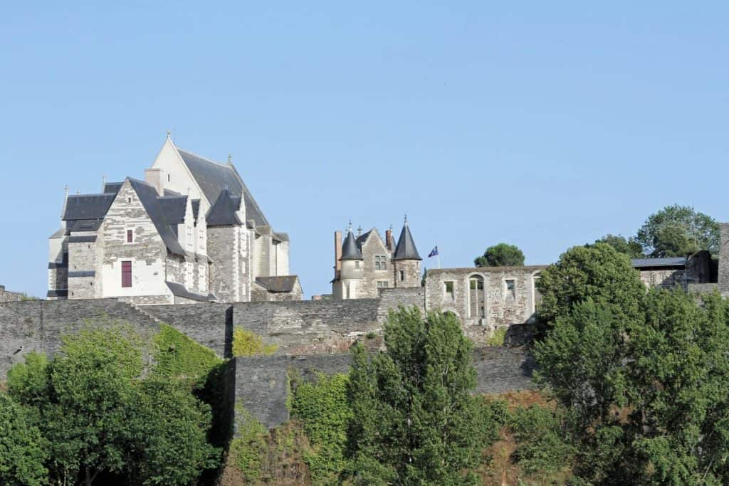 chateau angers