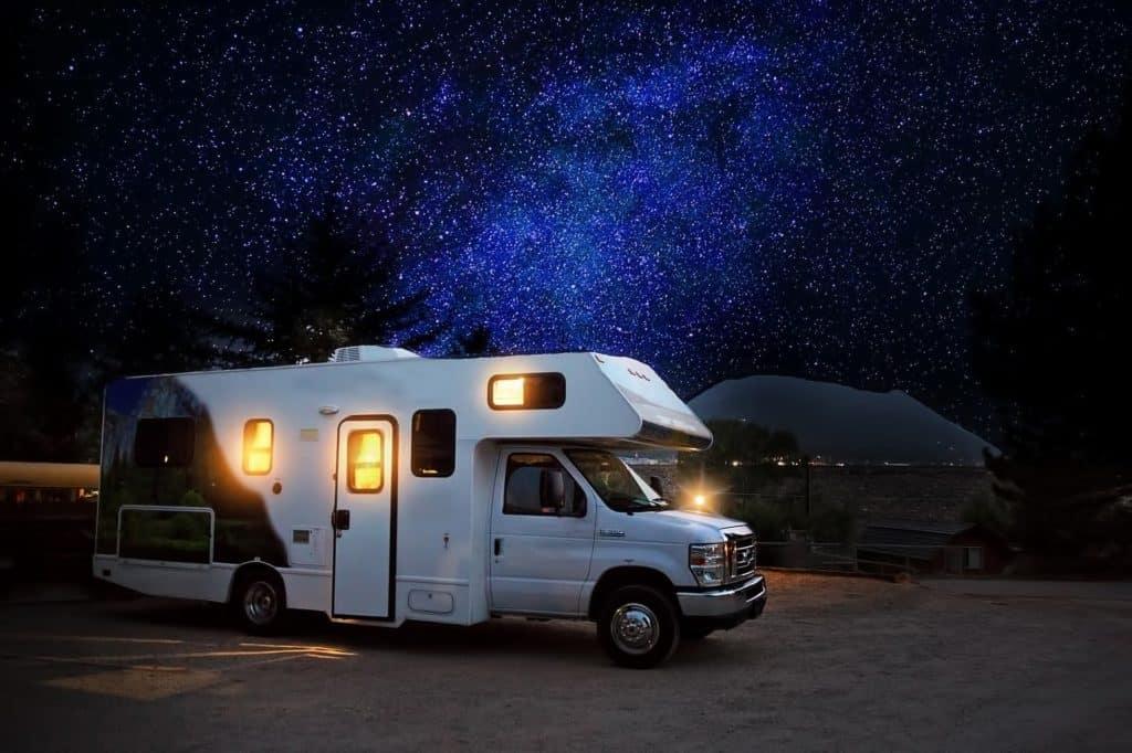 costa dorada camping car