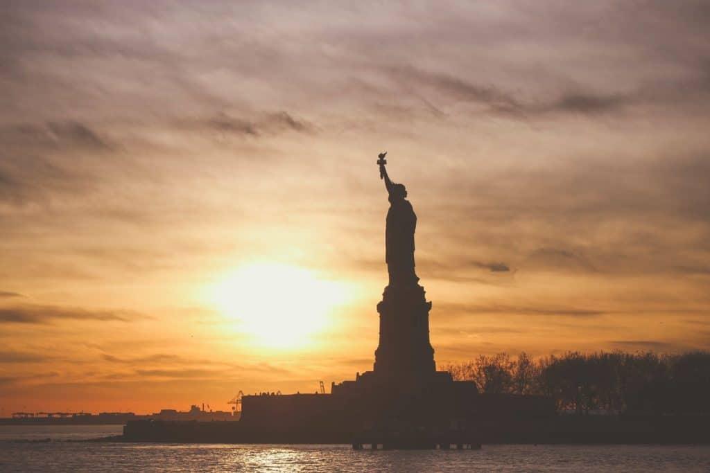 decouvrir statue liberte new york