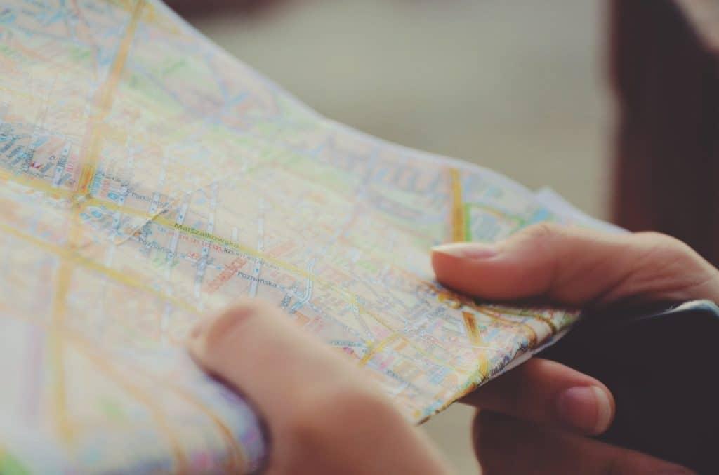 preparer itineraire voyage