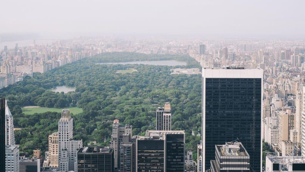 visiter central park new york