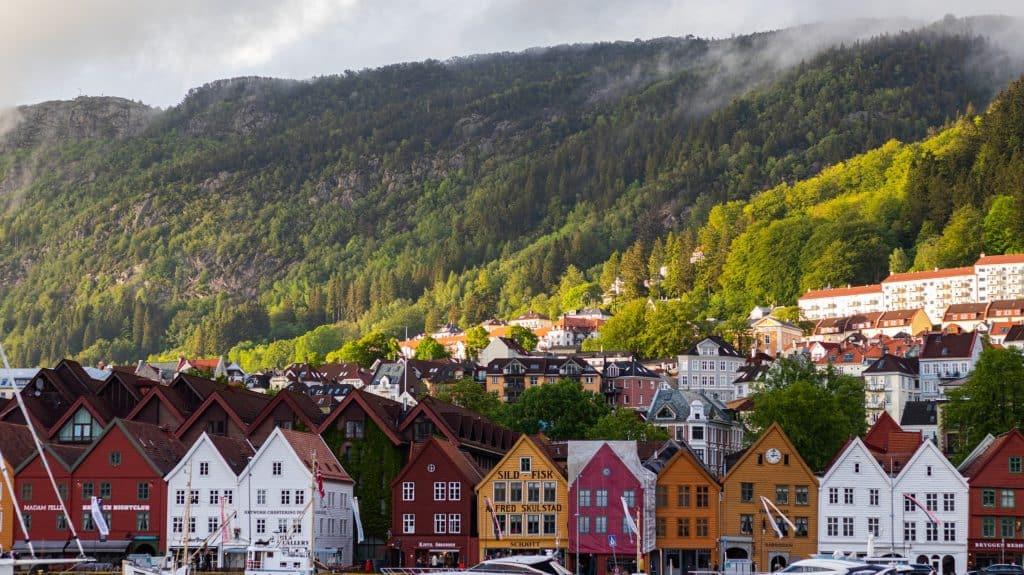 decouvrir la norvege
