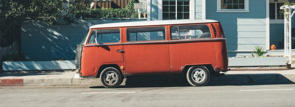 comment louer un van