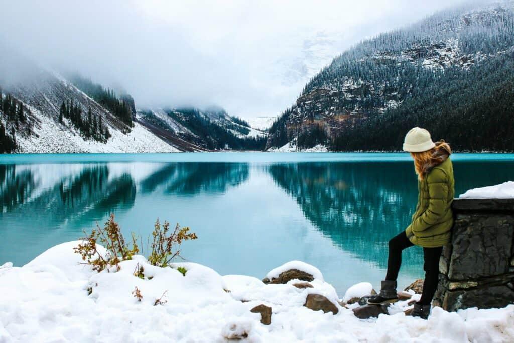 valise pour le canada