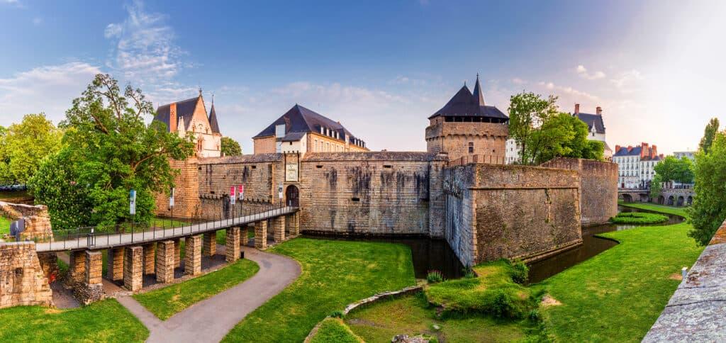 chateau ducs bretagne
