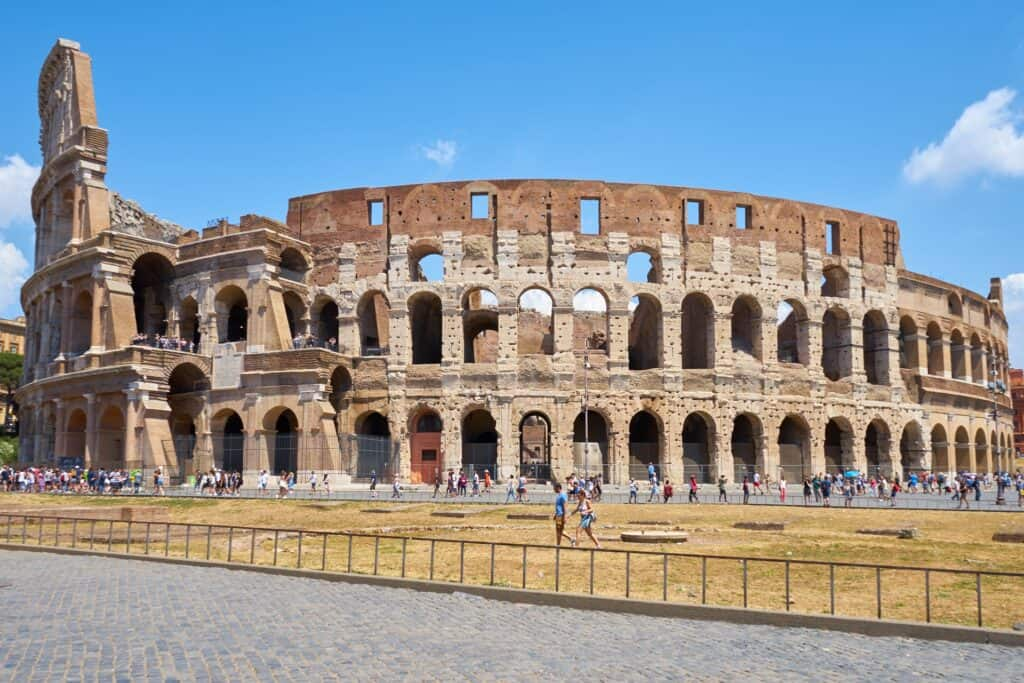 voyager a rome
