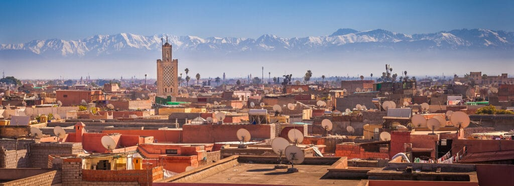 quand voyager marrakech